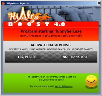 FAQ: HiAlgo BOOST